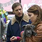 Tom Hardy and Noomi Rapace in The Drop (2014)