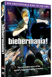 Biebermania! (2011) Poster - Movie Forum, Cast, Reviews