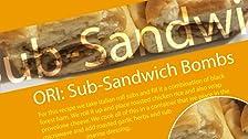 Original: Bombas Sub-Sandwich