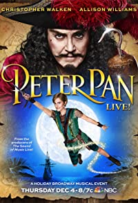 Primary photo for Peter Pan Live!