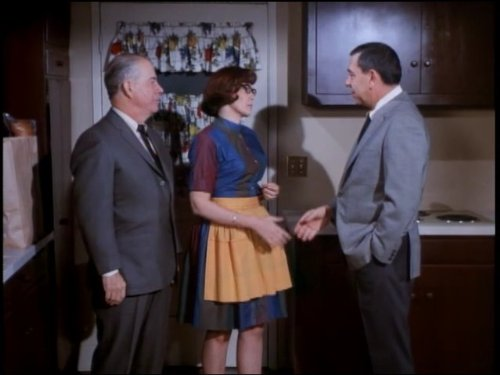 Harry Morgan, Jack Webb, and Rhoda Williams in Dragnet 1967 (1967)