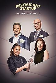 Restaurant Startup Poster