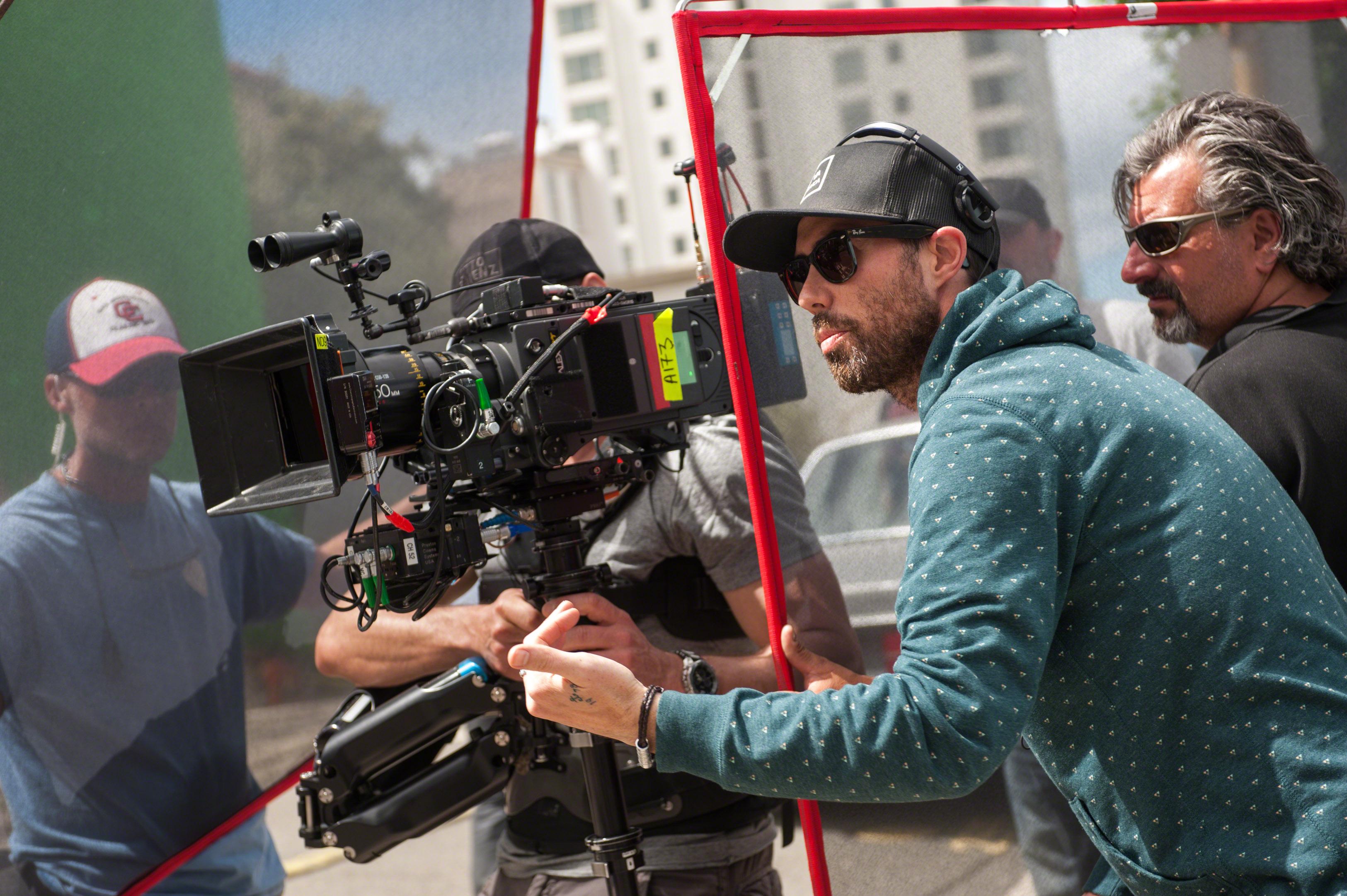 Brad Peyton director