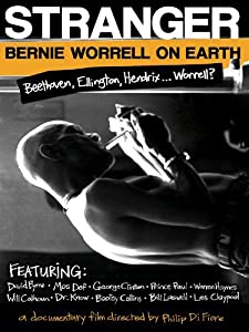 English movie notebook download Stranger: Bernie Worrell on Earth [1280x960]