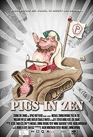 Pigs in Zen Poster