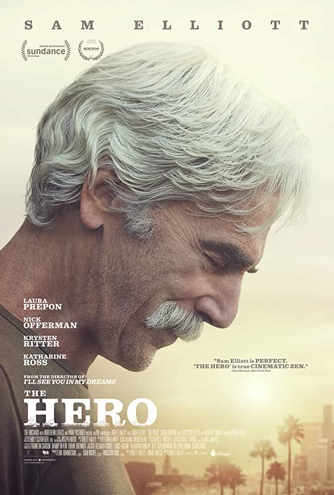 The Hero (2017) 720p HEVC BluRay x265 ESubs ORG. [Dual Audio] [Hindi or English] [400MB]