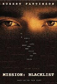 Mission: Blacklist Poster