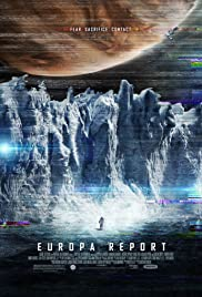 Europa Report (2013) Poster - Movie Forum, Cast, Reviews