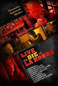 David Fine, Bernard Curry, Blake Shields, Mercy Malick, and Lili Bordán in Live or Die in La Honda (2017)