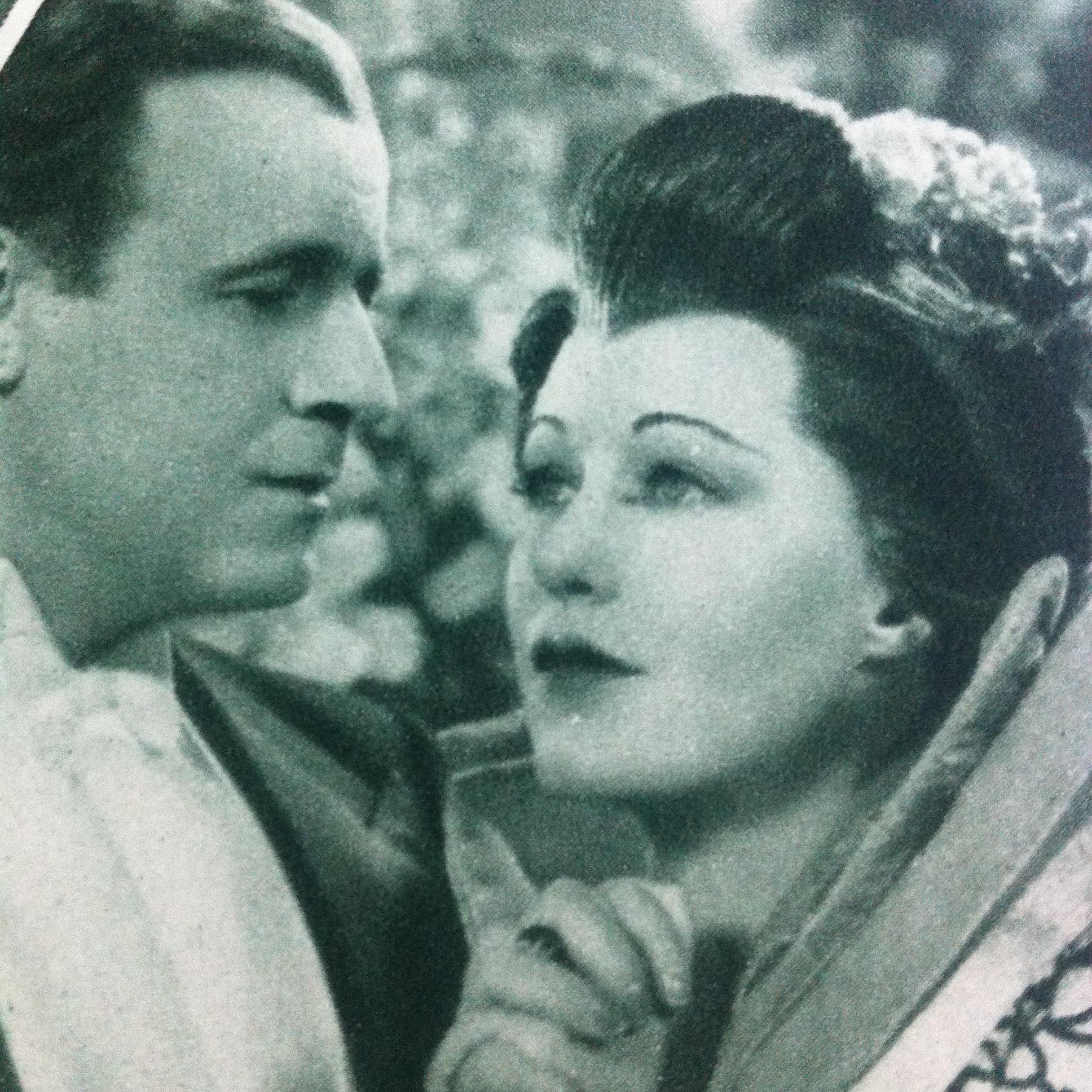 Tullio Carminati and Grace Moore in One Night of Love (1934)