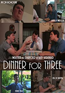 Website to watch full movie for free Dinner for Three  [1920x1200] [720x576] [XviD] (2018)