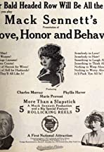 Love, Honor and Behave!