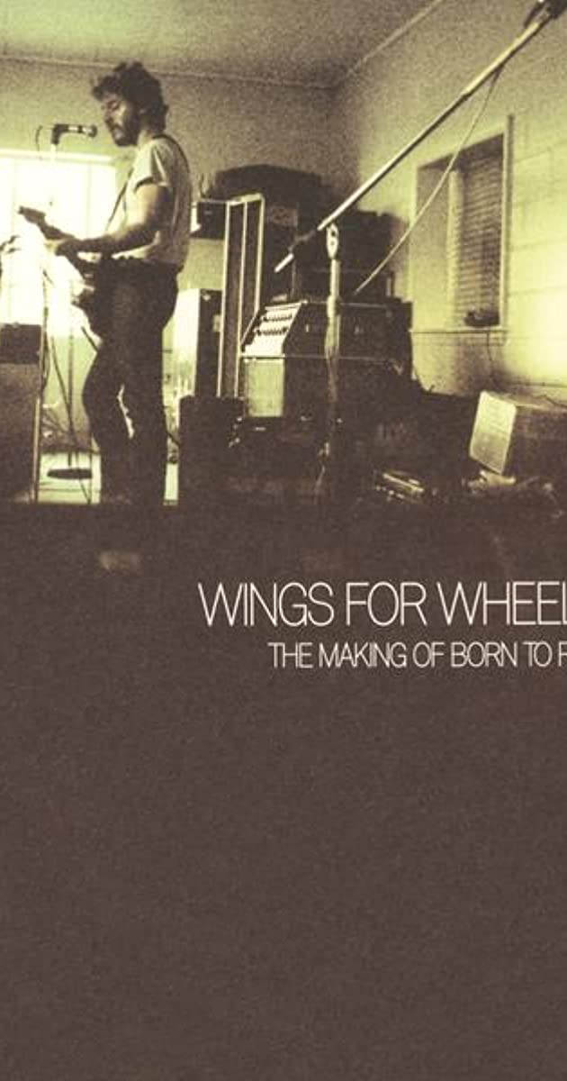 Wings for Wheels: The Making of 'Born to Run' (Video 2005