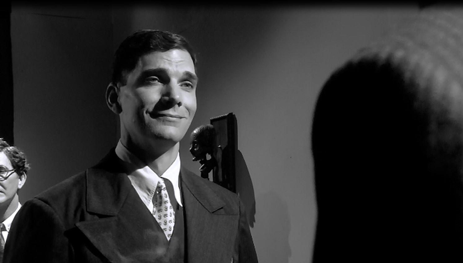 """Stephen Blackehart as Charlie Tower in 'The Whisperer in Darkness"""" (2011)"""
