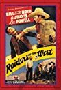 Raiders of the West (1942) Poster