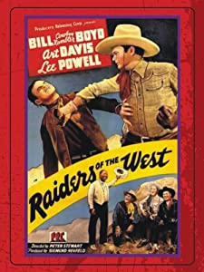 Watch freemovies now Raiders of the West by [720x576]
