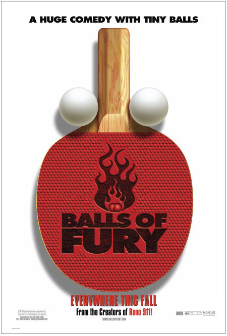 ดูหนังออนไลน์ Balls of Fury (2007)