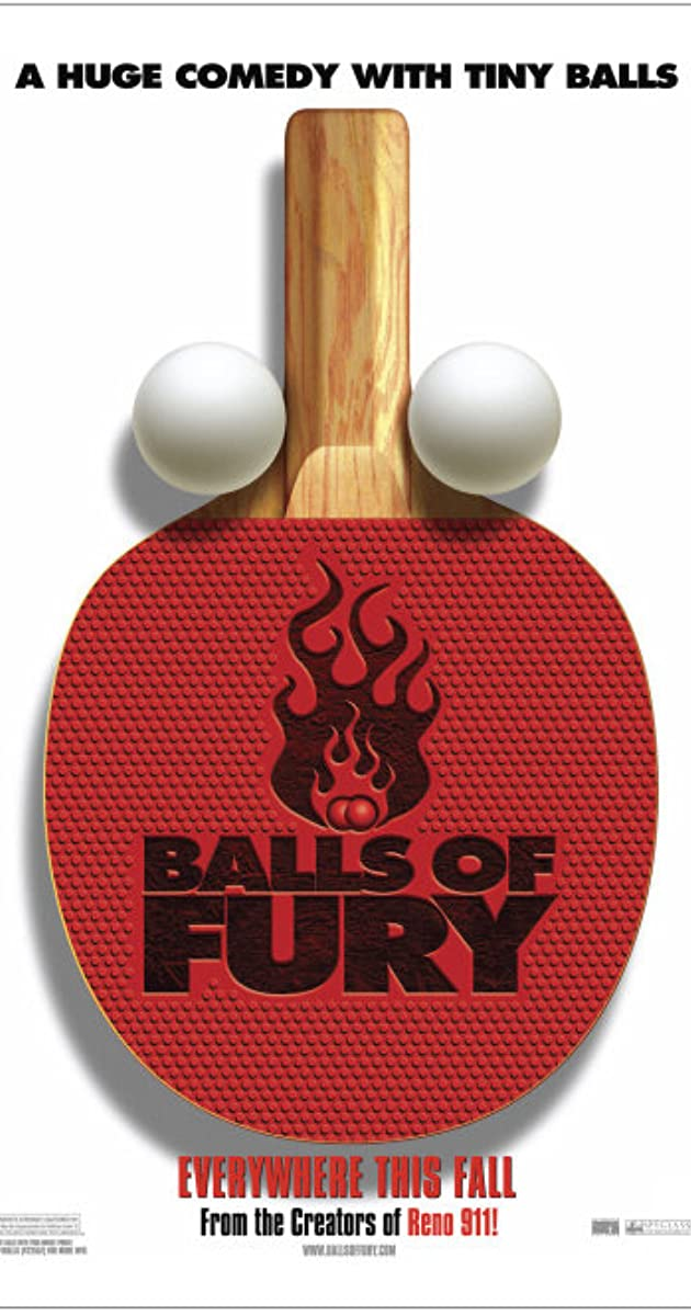 Subtitle of Balls of Fury