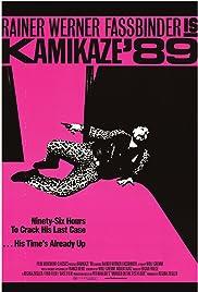 Kamikaze 89(1982) Poster - Movie Forum, Cast, Reviews