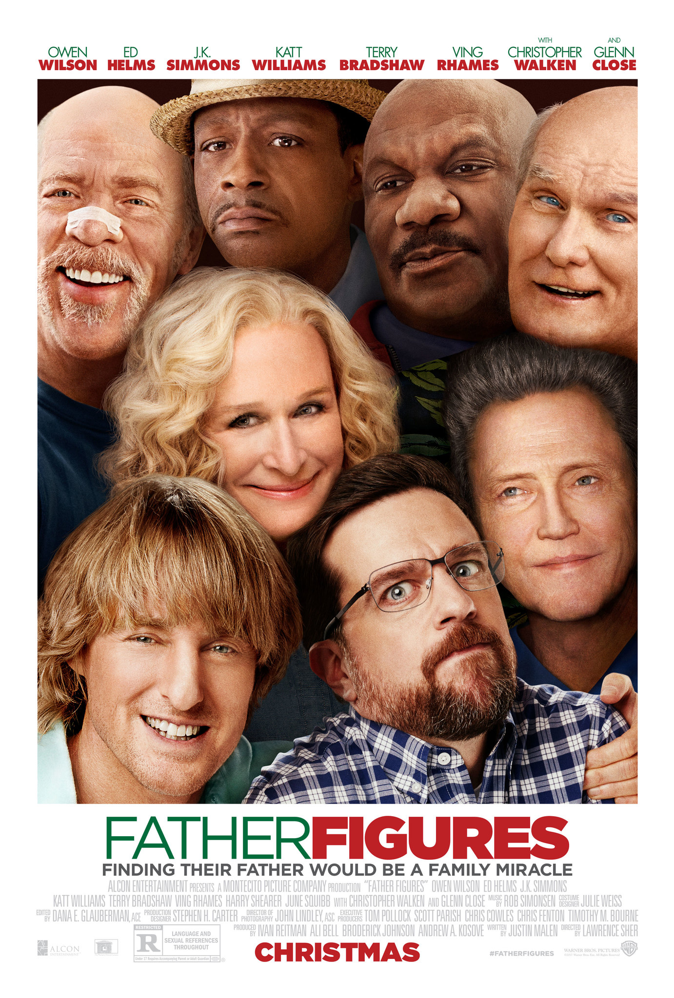 Father Figures (2017) BluRay 480p, 720p & 1080p
