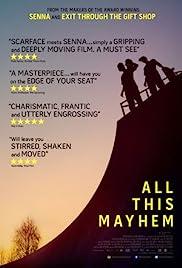 All This Mayhem Poster