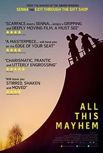 1080p movie trailer downloads All This Mayhem UK [SATRip]