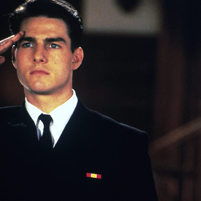 Tom Cruise in A Few Good Men (1992)