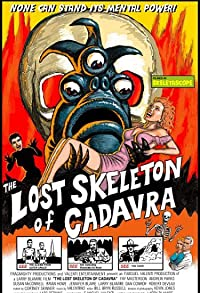 Primary photo for The Lost Skeleton of Cadavra