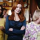 Marcia Cross, Kathryn Joosten, and Eva Longoria in Desperate Housewives (2004)