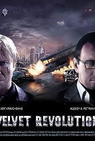 Aleksey Kravchenko and Alexey A. Petrukhin in Muzhskoy sezon. Barkhatnaya revolyutsiya (2005)
