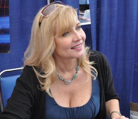 Cindy Morgan naked 786