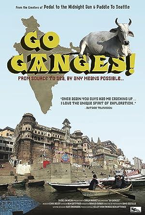 Where to stream Go Ganges!