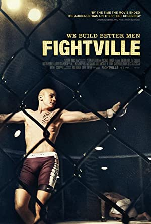 Where to stream Fightville