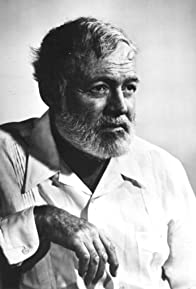 Primary photo for Ernest Hemingway