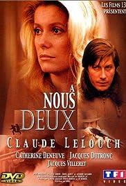À nous deux(1979) Poster - Movie Forum, Cast, Reviews