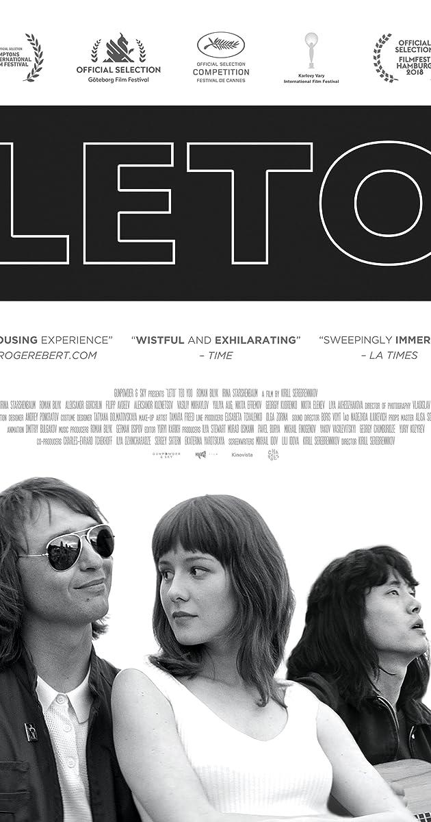 Watch Full HD Movie Leto (2018)