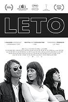 Leto (2018) Poster