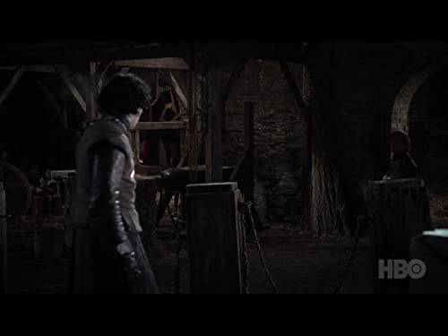 Game of Thrones: Jon Meets Tyrion