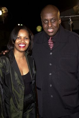 Bill Duke at an event for Exit Wounds (2001)