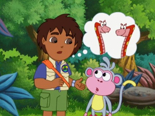 Dora The Explorer Baby Jaguar S Roar Tv Episode 2006 Imdb