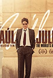 Raul Julia: The World's a Stage Poster