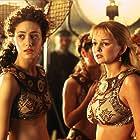Emmy Rossum and Jennifer Ellison in The Phantom of the Opera (2004)