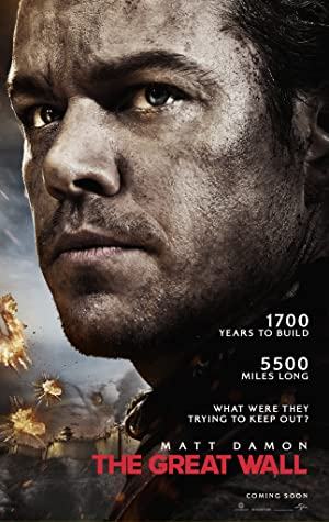 Download The Great Wall (2016) | (English+Hindi) | 480p-720p-1080p |