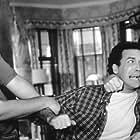 Artie Lange, Norm MacDonald, and Jack Warden in Dirty Work (1998)
