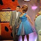 Paul Reubens and Lynne Marie Stewart in The Pee-Wee Herman Show on Broadway (2011)