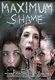 Maximum Shame Poster