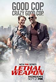 Lethal Weapon Poster - TV Show Forum, Cast, Reviews