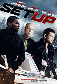 Ryan Phillippe, Bruce Willis, and 50 Cent in Setup (2011)