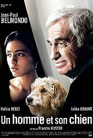Jean-Paul Belmondo and Hafsia Herzi in Un homme et son chien (2008)