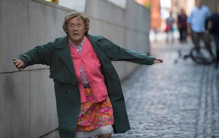 Brendan O'Carroll in Mrs. Brown's Boys D'Movie (2014)